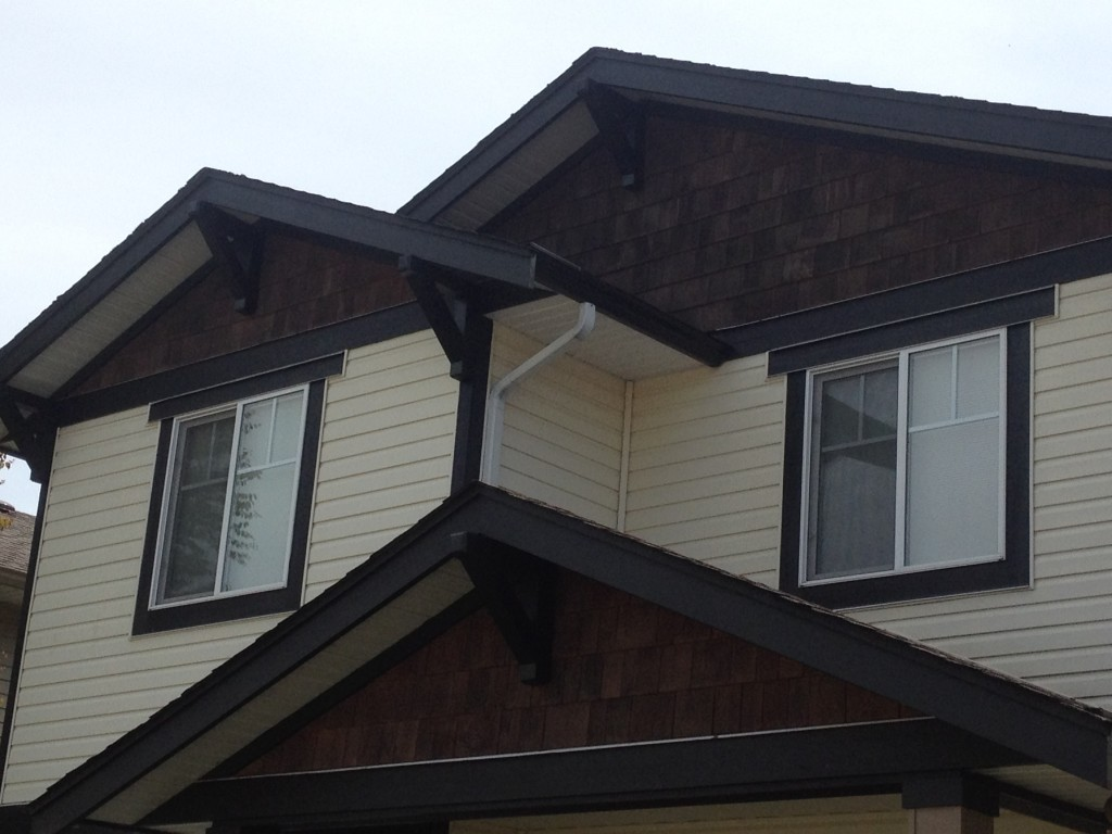 Auguston trim exterior paint Abbotsford